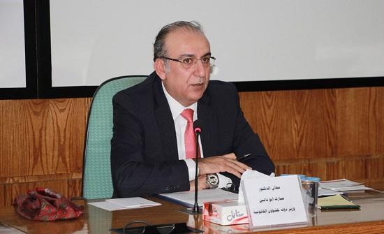 ابو يامين : صبر الحكومة لن ينفذ ومتمسكون بمبدأ سيادة القانون