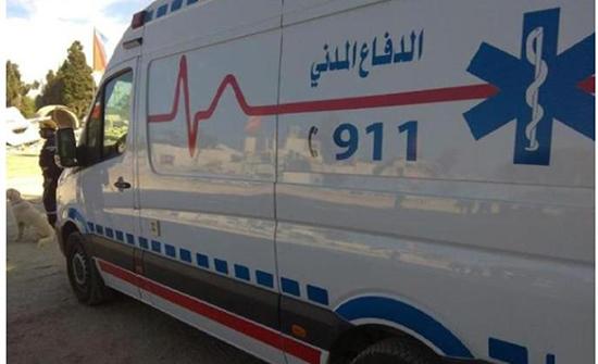 وفاة شخص وإصابة ثلاثة آخرين بحادث تدهور على الطريق الصحراوي