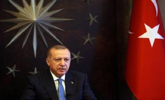أردوغان يتبرع برواتبه لـ7 أشهر لمواجهة كورونا