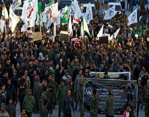 جماعات عراقية مسلحة : كورونا والعقوبات يقللان الدعم الإيراني