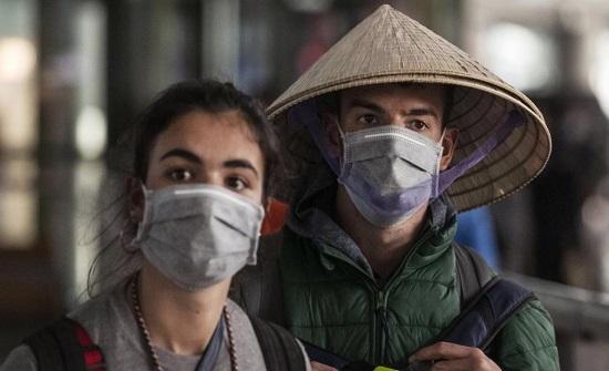 الصين تسجل اربع اصابات جديدة بفيروس كورونا
