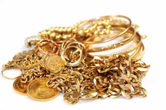 انخفاض اسعار الذهب في الاردن