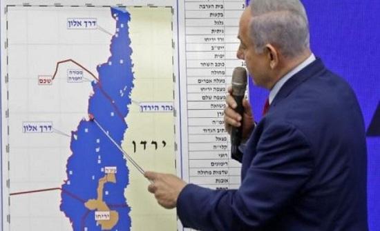اسرائيل تناقش ورقة سرية قبل الضم وتوقعات ردة فعل الاردن