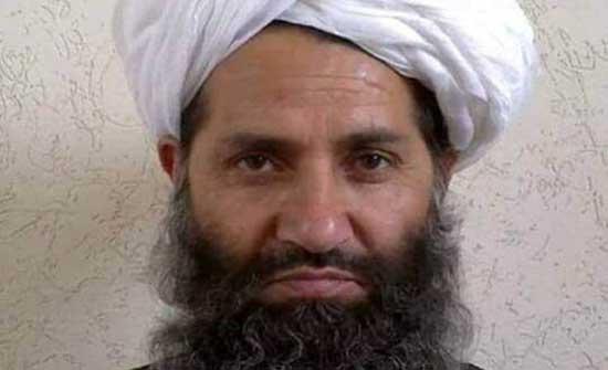"""زعيم """"طالبان"""" يهنئ الأفغان على """"تحرر بلادهم من الحكم الأجنبي"""""""