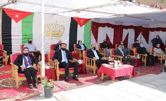 وزارة التربية والتعليم تحتفل بيوم الشجرة