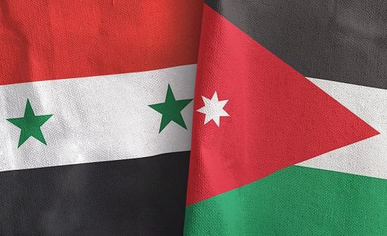 وزراء الطاقة والمياه والزراعة والنقل السوريون يزورون الأردن الاثنين