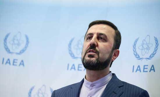 طهران: تقرير وكالة الطاقة الذرية لا علاقة له بأي عمليات تفتيش خارج اتفاقية الضمانات
