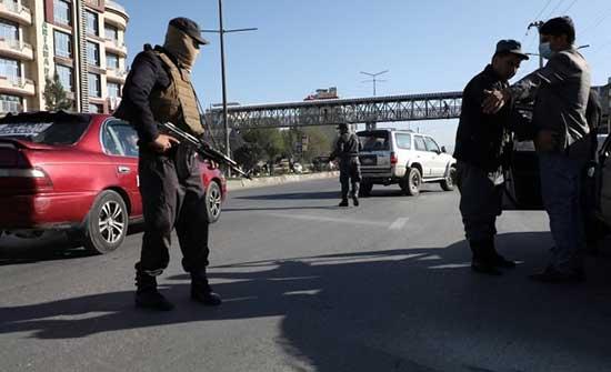 تفجير انتحاري يستهدف قافلة لقوات الأمن الأفغانية في كابول