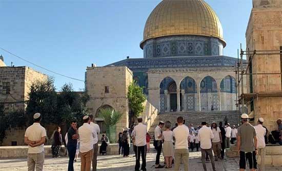 مصر تحمل الاحتلال مسؤولية تأزم الوضع في القدس