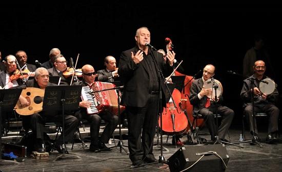 حفل موسيقي لفرقة بيت الرواد في الثقافي الملكي