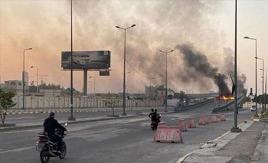العراق.. قوات الأمن تغلق جسرا يوصل إلى مكتب عبد المهدي