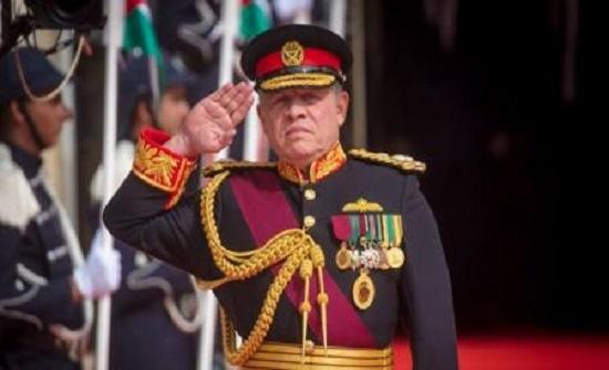 الأردنيون يحتفلون بعيد الجلوس الملكي