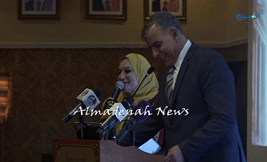 جابر: استقبلنا حالات من الخارج بناء على طلبات دبلوماسية