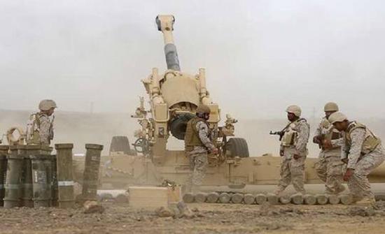 اعتراض صاروخ أطلقه الحوثيون باتجاه خميس مشيط السعودية