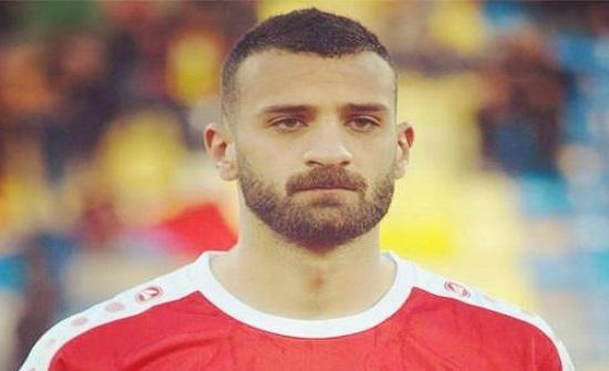 اللاعب يزن العرب ينضم لحملة الاتحاد الآسيوي إيقاف سلسلة المرض
