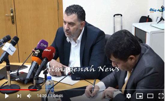 صور وفيديو : تسجيل لاجتماع لجنة النزاهة النيابية مع البطاينة بخصوص مشاكل استقدام الخادمات