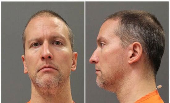 القضاء الأمريكي يرفع كفالة إخلاء سبيل قاتل فلويد إلى 1.25 مليون دولار