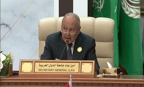 الجامعة العربية تدعو للاسراع بتشكيل حكومة في لبنان