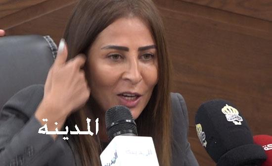 فيديو وصور : كيف كانت تجربة غنيمات مع الكاميرا والإعلام .. ورشة تمكين المرأة اعلاميا وملتقى البرلمانيات