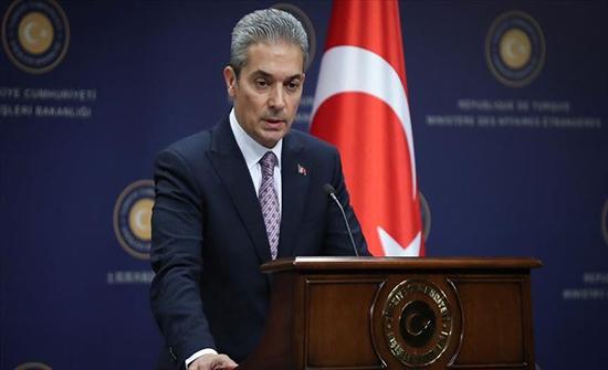 تركيا لليونان: سنواصل التنقيب شرقي المتوسط وفقا للقانون الدولي