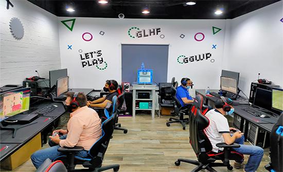 وزارة الشباب تعمل على تشكيل فريق للألعاب الإلكترونية