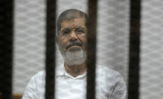وفاة الرئيس المصري الأسبق محمد مرسي في المحكمة