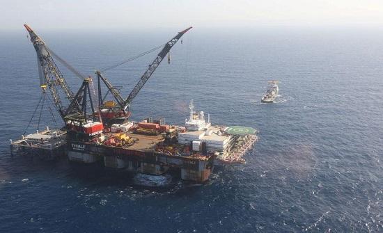 إسرائيل تحد من إنتاج الغاز في لوثيان الذي يمد الأردن