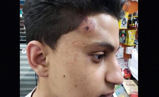 شرطة مدينة باترسون الأمريكية تحت التحقيق بسبب الاعتداء على شاب عربي .. بالفيديو