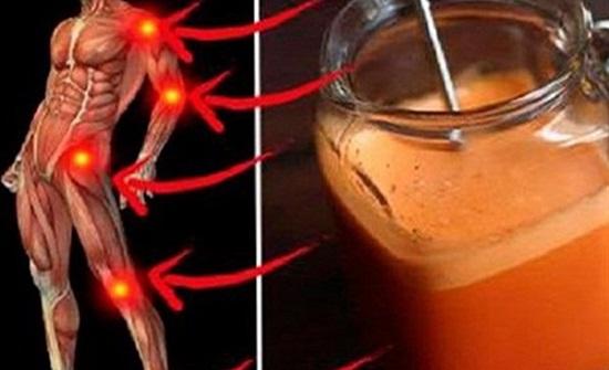 مشروب يخلصك من آلام الركبة والمفاصل في 5 أيام