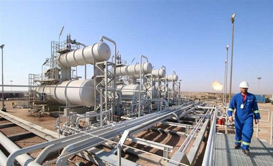 العراق تستأنف تصدير نفط كركوك إلى الأردن