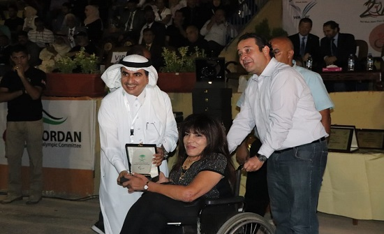 ابو رمان يؤكد ضرورة انصاف رياضيي ذوي الإعاقة من أبطال الألعاب البارالمبية
