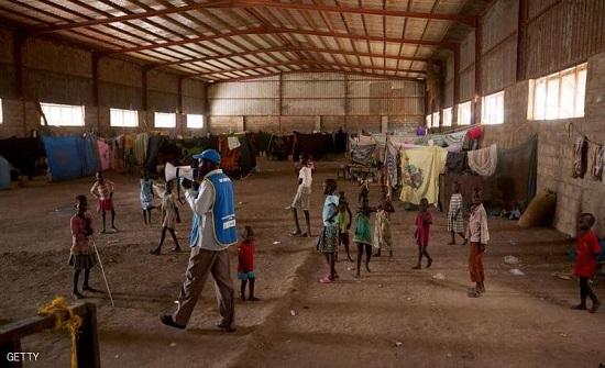 اليونيسف: الصراعات تتسبب بنزوح ملايين الأطفال داخل أوطانهم