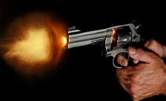 مأدبا : أب يقتل ابنه بالرصاص
