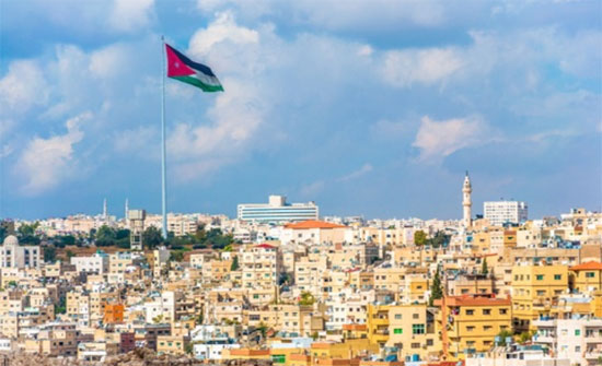 42 %  من سكان الأردن في عمان