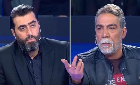 بالدليل القاطع …باسم ياخور متهم بسرقة أيمن رضا بسبب فيديو (شاهد)