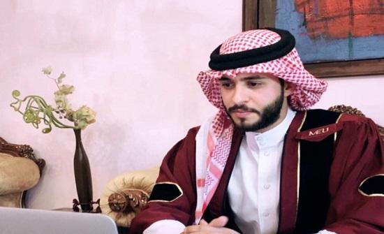 """مشروع تخرج يناقش سيرة الراحل الإعلامي """"نايف المعاني"""" في جامعة الشرق الأوسط"""