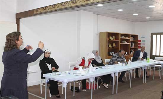مركز أرض السلام للتنمية وحقوق الانسان يعقد مؤتمراً صحفياً حول اللامركزية