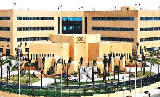 الجامعة الألمانية الأردنية ضمن أفضل (400-301) جامعة عالميا