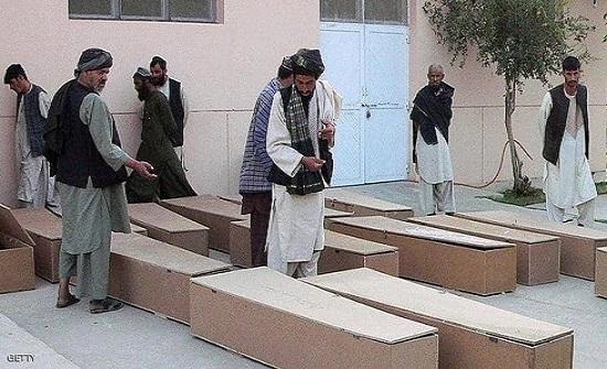 """في """"غمضة غين"""".. حفل زفاف أفغاني يتحول إلى مأساة"""