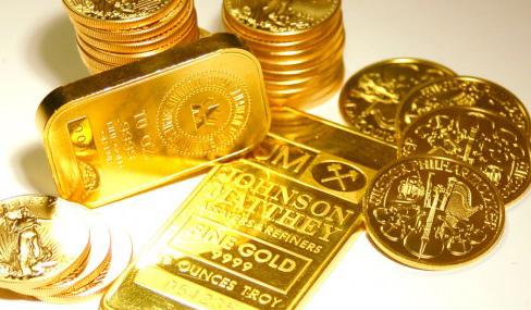 رارتفاع أسعار الذهب عالميا