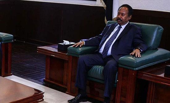 السودان.. حمدوك يبدأ زيارة رسمية إلى واشنطن تستغرق 6 أيام
