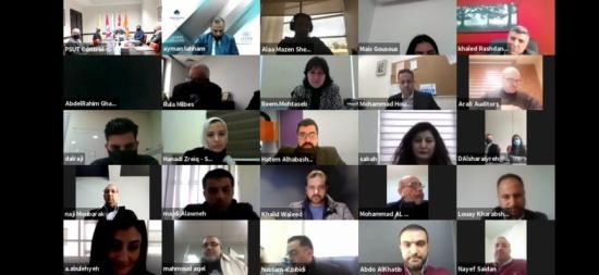 بحث تعزيز التعاون بين جامعة الأميرة سميّة والقطاع الصناعي