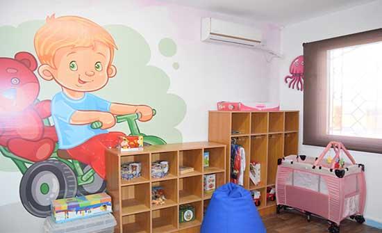 جامعة إربد الأهلية تنشيء حضانة لأطفال أعضاء الهيئتين التدريسية والإدارية
