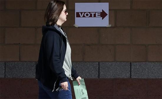 رقم قياسي للتصويت المبكر برئاسيات أميركا تجاوز 92 مليونا