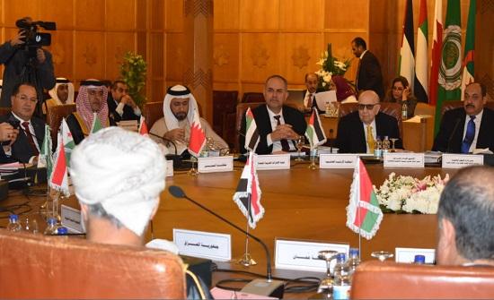 وزير العدل يشارك في اجتماع مجلس وزراء العدل العرب بالقاهرة