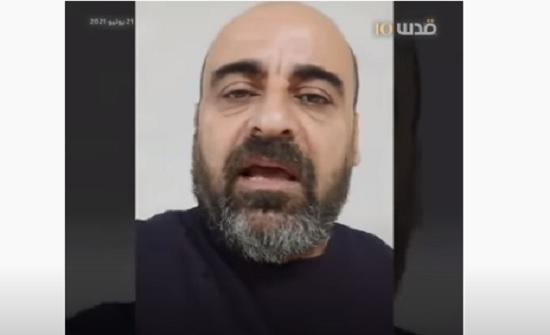 """فيديو :   نزار بنات  يهاجم محمد شتية من تحت الحزام """" تسجيل قبل الجريمة """""""