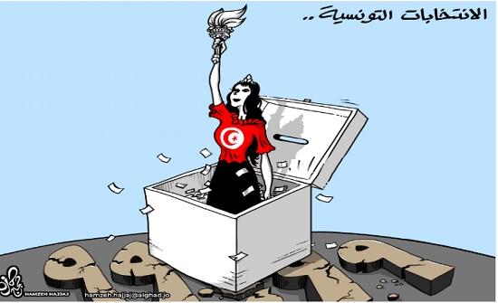 الانتخابات التونسية !!