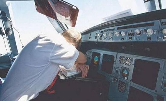 أستراليا : طيار ينام 40 دقيقة في قمرة القيادة