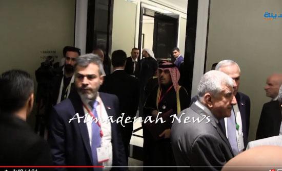 بالفيديو والصور : شاهد لقطات خاصة من أروقة مؤتمر الاتحاد البرلماني العربي