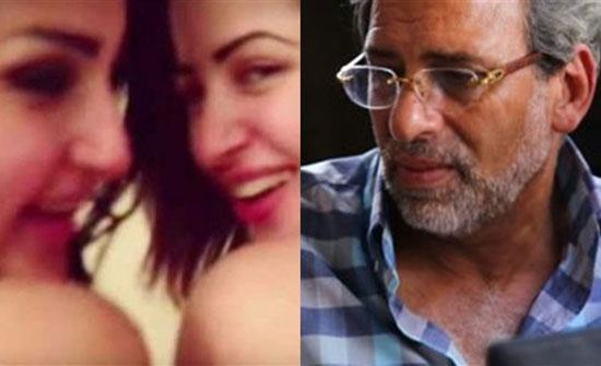 المحكمة تفجر مفاجأة في قضية الفيديوهات الفاضحة لخالد يوسف ومنى فاروق